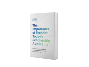 Importance of Tech for Schol Apps ebook mock up