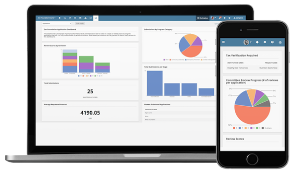 wizehive application management software