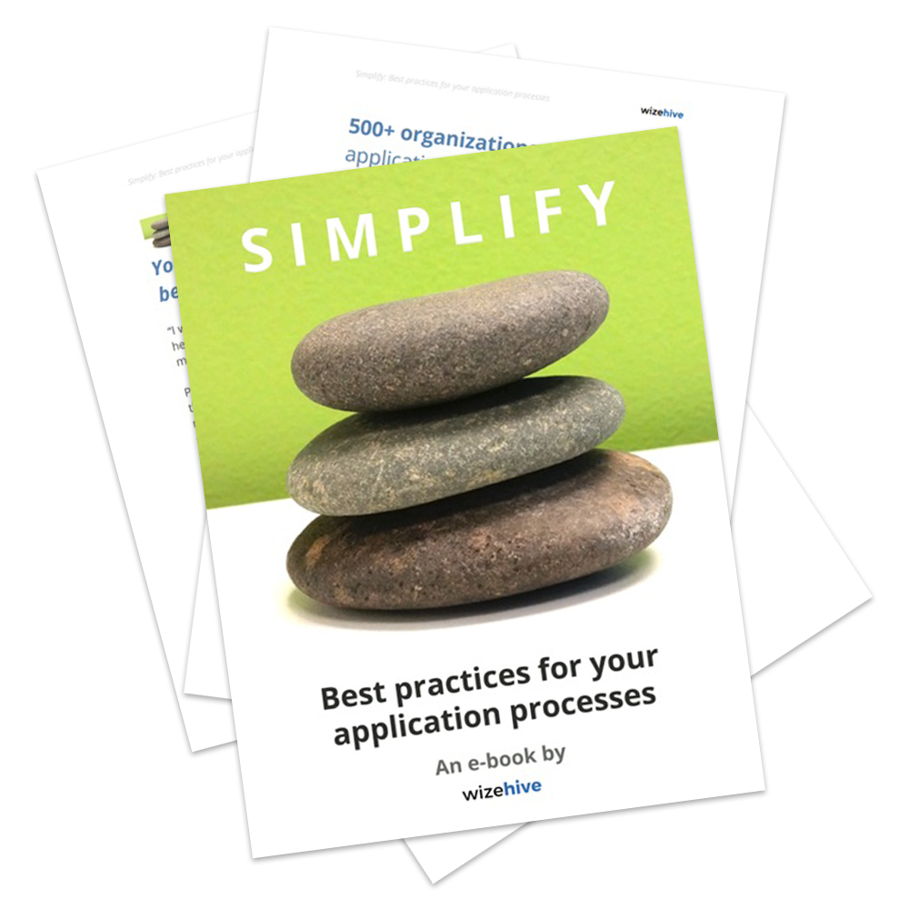 Simplify: the e-book