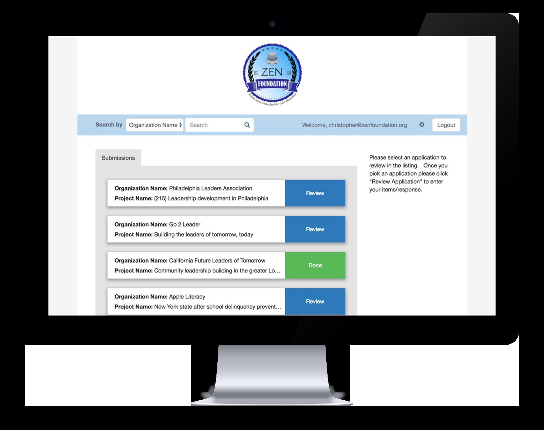 WizeHive review portal