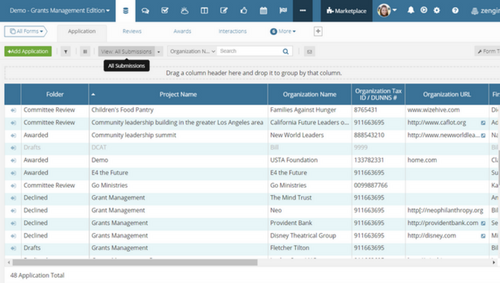 WizeHive lifecycle scholarships management